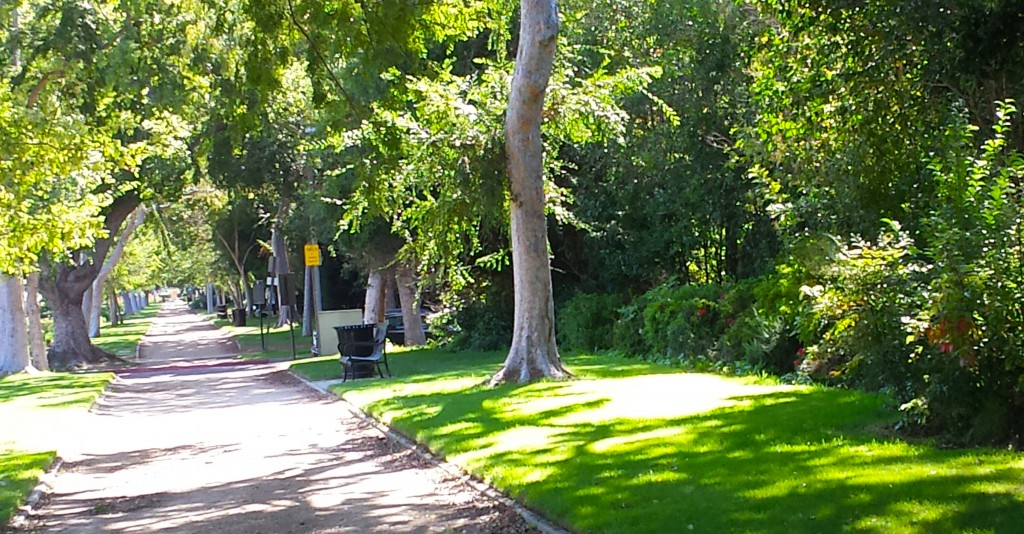 Green Park Walkway